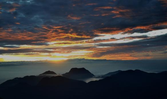 Sunrise Danau Gunung Tujuh
