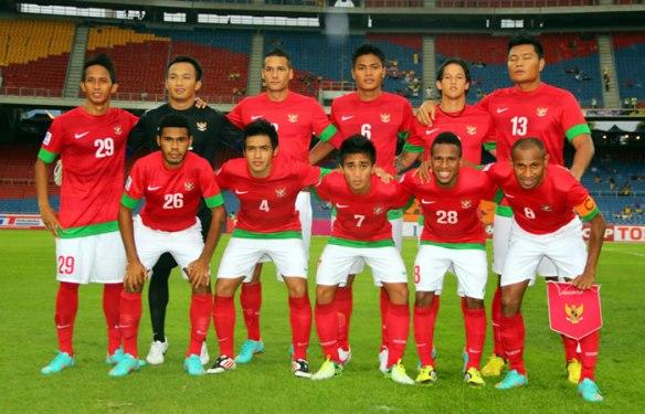 Timnas Indonesia, butuh lebih banyak jam terbang dan pemain senior. (Gambar : affsuzukicup.com)