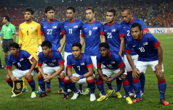 Timnas Malaysia, matang dan unggul pengalaman(Gambar : affsuzukicup.com)