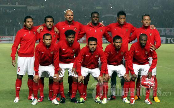 Timnas Indonesia, semakin padu di tangan Jacksen F. Tiago (Gambar: tribunnes.com)