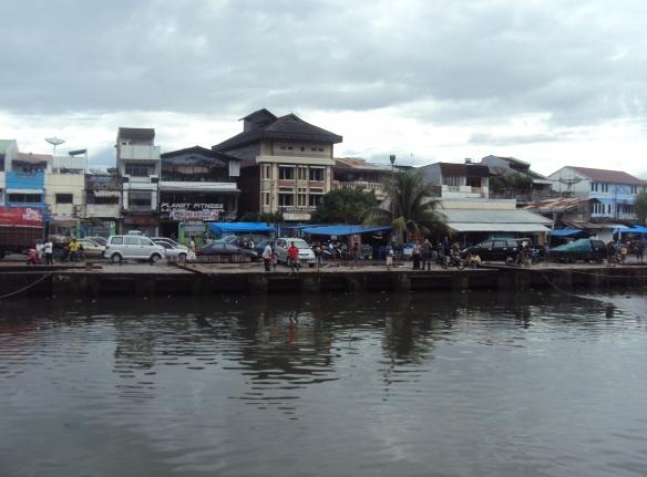 Pelabuhan Muara di Padang