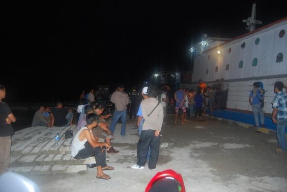 Pelabuhan Muara Siberut