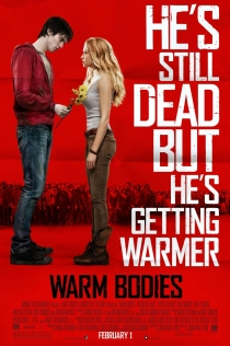 Poster Film Warm Bodies